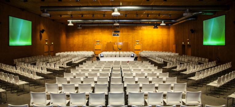 Sala Dei 500 Lingotto.Sala Gialla Lingotto Fiere Torino